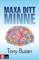 Tony Buzans bok Maxa ditt Minne