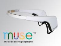Muse brain sensing headband white